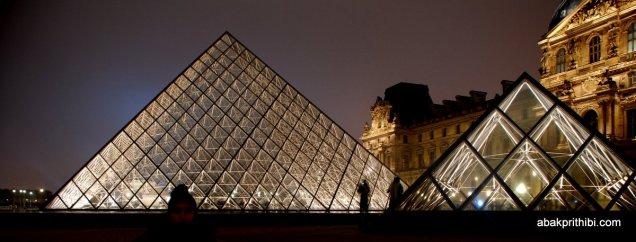 Louvre Pyramid, Louvre Palace, Paris (4)
