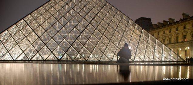 Louvre Pyramid, Louvre Palace, Paris (5)
