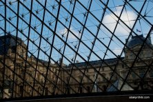 Louvre Pyramid, Louvre Palace, Paris (7)