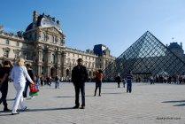 Louvre Pyramid, Louvre Palace, Paris (9)