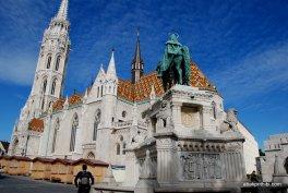 Matthias Church, Budapest, Hungary (1)