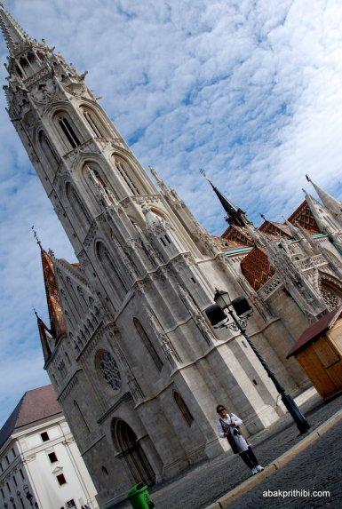 Matthias Church, Budapest, Hungary (2)