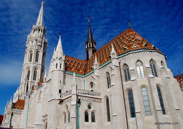 Matthias Church, Budapest, Hungary (8)