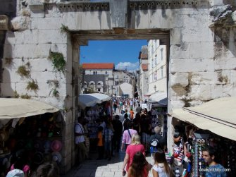 Open Air Market, Split, Croatia (13)
