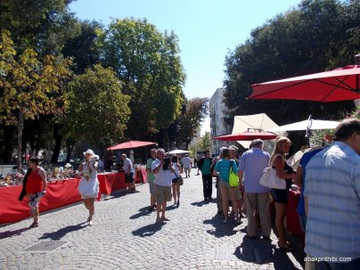 Open Air Market, Split, Croatia (2)
