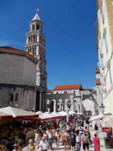 Open Air Market, Split, Croatia (4)