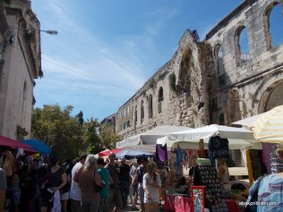 Open Air Market, Split, Croatia (6)