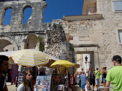 Open Air Market, Split, Croatia (7)