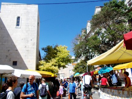 Open Air Market, Split, Croatia (9)