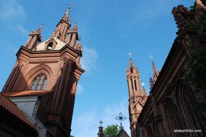St. Anne's Church, Vilnius, Lithuania (11)