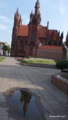 St. Anne's Church, Vilnius, Lithuania (12)