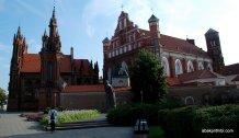 St. Anne's Church, Vilnius, Lithuania (2)