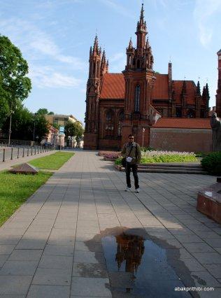 St. Anne's Church, Vilnius, Lithuania (3)