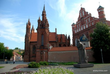 St. Anne's Church, Vilnius, Lithuania (4)