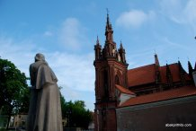 St. Anne's Church, Vilnius, Lithuania (6)