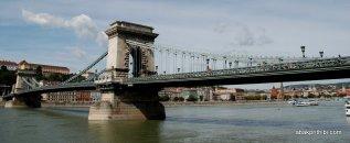 Széchenyi Chain Bridge, Budapest, Hungary (1)