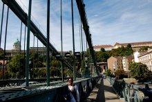Széchenyi Chain Bridge, Budapest, Hungary (5)