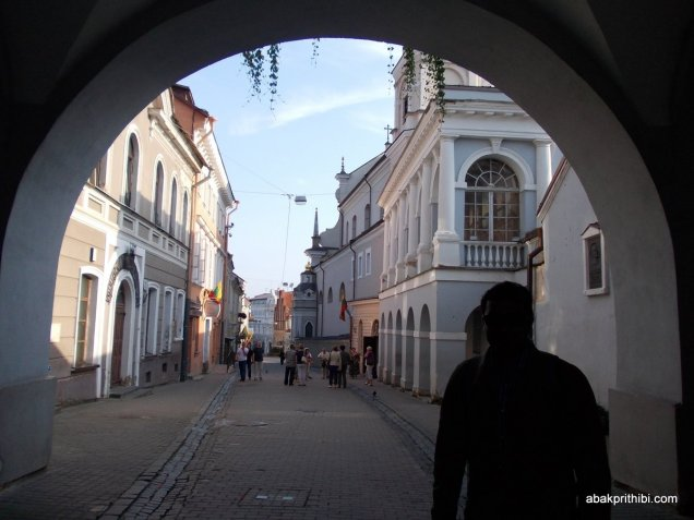 The Gate of Dawn, Vilnius, Lithuania (1)