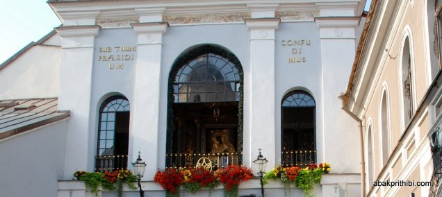 The Gate of Dawn, Vilnius, Lithuania (3)