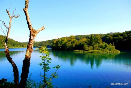 The Plitvice Lakes National Park, Croatia (1)