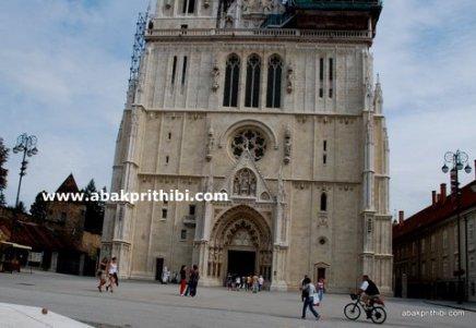 Zagreb Cathedral, Croatia (1)