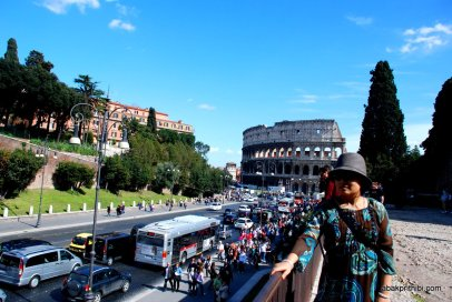 Colosseum, Rome, Italy (1)
