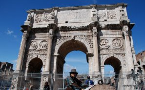 Colosseum, Rome, Italy (4)