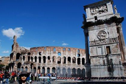 Colosseum, Rome, Italy (6)