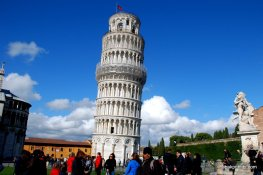 Leaning Tower of Pisa (1)