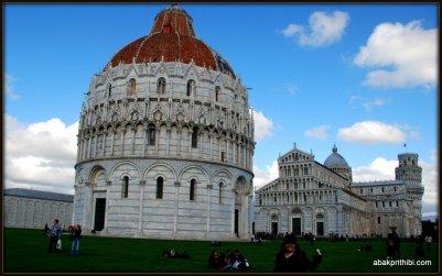 Piazza dei Miracoli, Pisa, Italy (2)