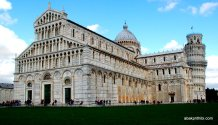 Piazza dei Miracoli, Pisa, Italy (3)