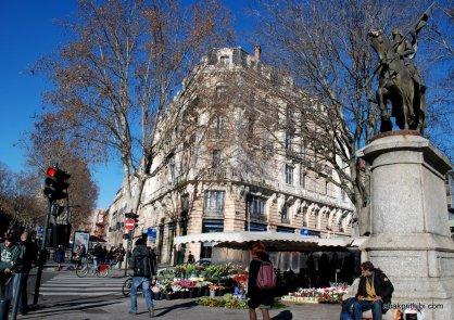 Place Jeanne D'Arc, Toulouse, France (4)