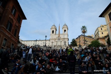 Spanish Steps, Rome, Italy (3)