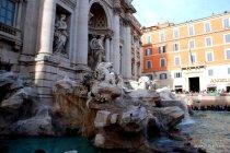 Trevi Fountain, Rome, Italy (2)