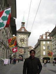 Zytglogge or time bell, Bern, Switzerland (1)