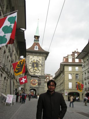 Zytglogge or time bell, Bern, Switzerland (1)