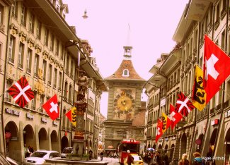 Zytglogge or time bell, Bern, Switzerland (2)