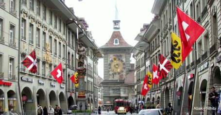 Zytglogge or time bell, Bern, Switzerland (3)