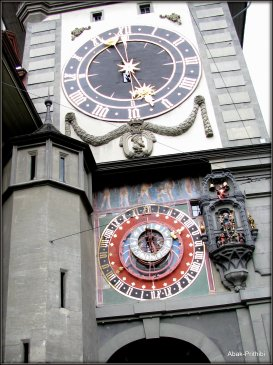 Zytglogge or time bell, Bern, Switzerland (4)