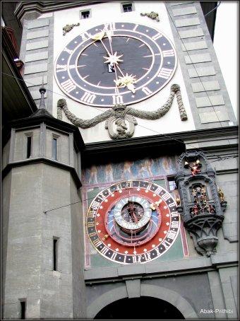 Zytglogge or time bell, Bern, Switzerland (4)