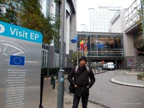 European Parliament, Brussels, Belgium (2)