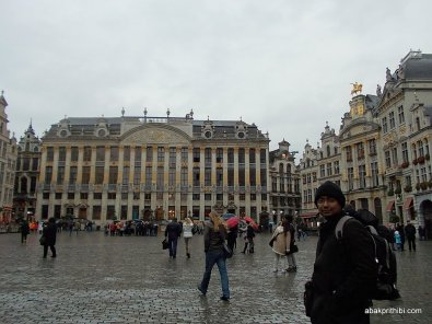 Grand Place, Brussels (1)