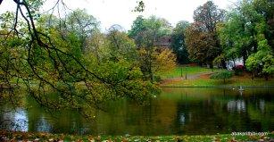 Park near EU Commission and European Parliament, Brussels (2)