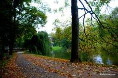 Park near EU Commission and European Parliament, Brussels (3)