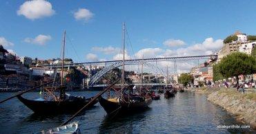 Ponte Luís I, Porto, Portugal (1)