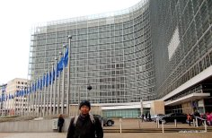 The European Commission, Berlaymont Building, Brussels (1)