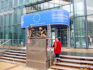 The European Commission, Berlaymont Building, Brussels (2)
