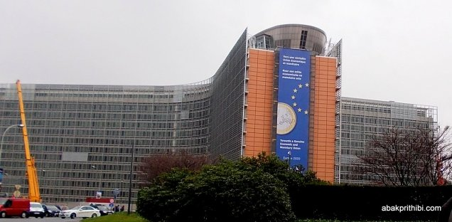 The European Commission, Berlaymont Building, Brussels (3)