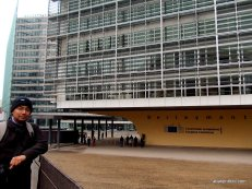 The European Commission, Berlaymont Building, Brussels (5)