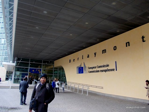 The European Commission, Berlaymont Building, Brussels (6)